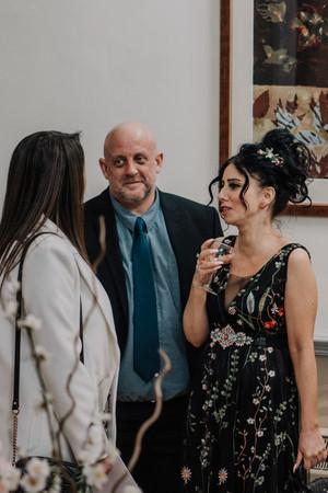 Wedding Photographer Birmingham, guests at a wedding, informal fun wedding photography at Westmead hotel Birmingham