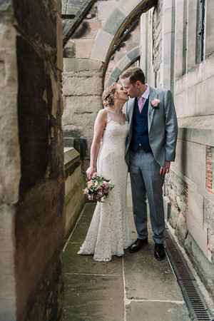 Solihull Wedding Photography, the bride & grooms portrait session at the lord leycester Warwick