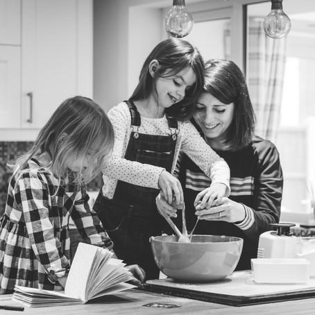At Home 'Lifestyle' Family Photo Shoot-Lifestyle Photographer Birmingham