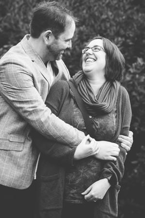 Engagement photograph Birmingham