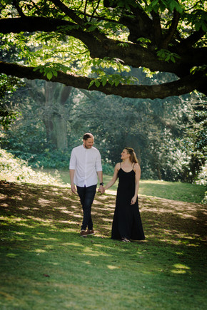 Highbury Hall Birmingham, Engagement Photographer West Mids