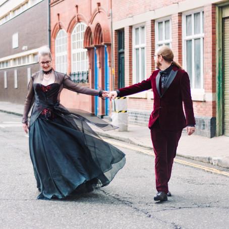 Urban/Industrial Alternative Pub Wedding - Nicola & Scott