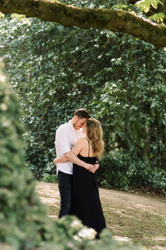 Higbury Hall Mosely, Engagement Photographer Solihull