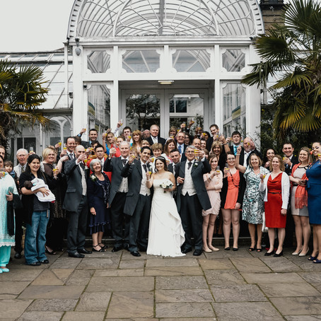 Group Photographs at Weddings (7 Ways to Make it Flow)