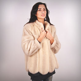 Couture Ladies Mink Jacket