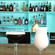 Our bar is fully stocked with premium spirits, liqueurs & mixers