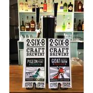 2SIX8 Craft Brewery