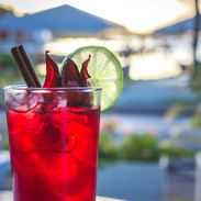 Hibiscus Punch (Mocktail)