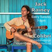 JACK RAINEY PERFORMS