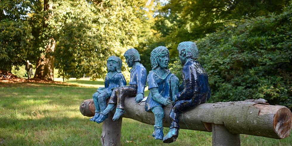Beelden- en poëzieroute in Lo-Reninge