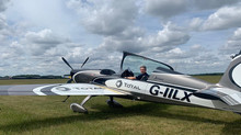 Ultimate Aerobatics and Total UK Scholarship Winners