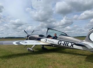 Ultimate Aerobatics and Total UK Scholarship Winners
