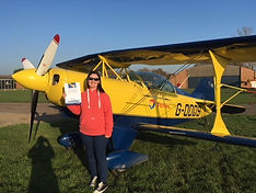 British aerobatic training london