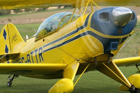 Pitts 10 Minute Air Experience Top Up