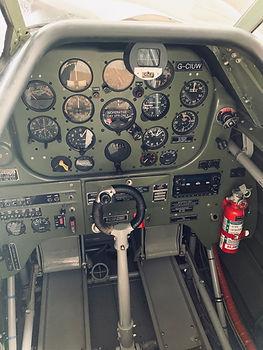 Harvard_Cockpit