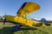 Aerobatic training london Pitts special