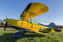 Aerobatic flights london