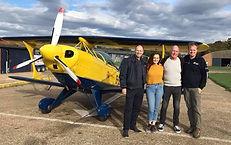 Aerobatic experience flights london