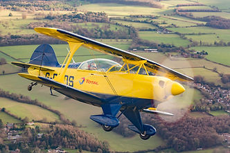 Aerobatics Pitts Special London