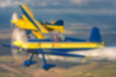 Aerobatic Trial lesson