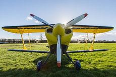 Pitts Special Aerobatics london