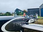 Aerobatic flight