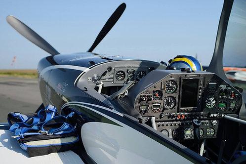 Pitts to Extra upgrade 20min flight