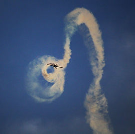 Air Displays with Ultimate Aerobatics Extra 230