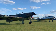 Warbird Flying Experiences are live!