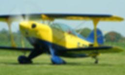 Pitts S2A aerobatics