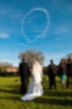 Wedding Air Displays with Ultimate Aerobatics