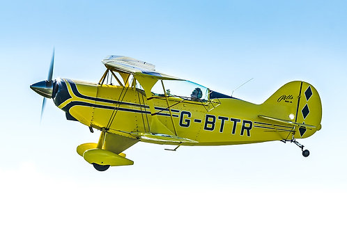Pitts 20 Minute Air Experience Upgrade