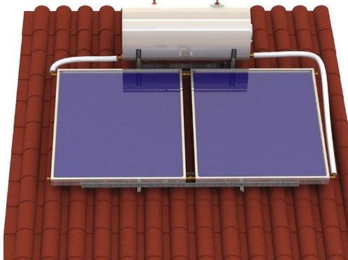 Termo Solar 300 litros con accesorios
