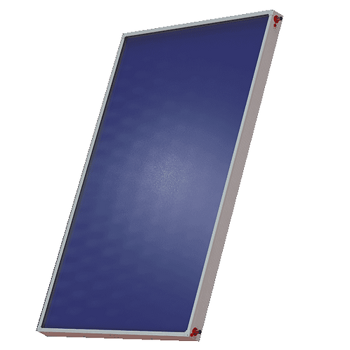 Colector Solar 2.72 m2 SolarFlame