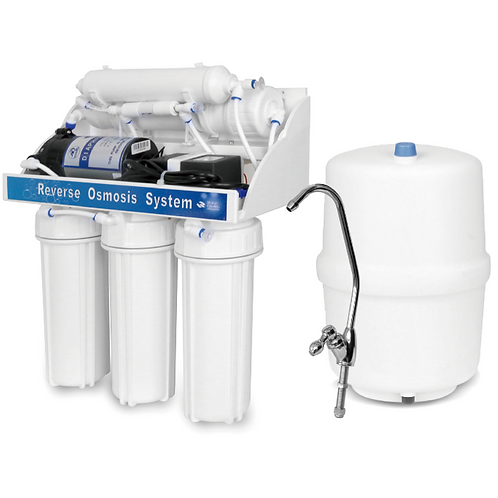 Purificador de agua osmosis inversa Blanda ® con bomba