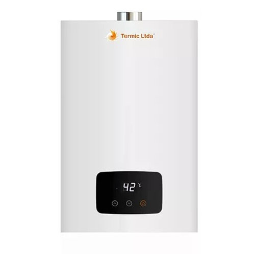 Calefon Solar Pro 13 Litros Gas Natural