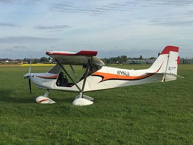 Avion ULM Nynja apprenez à piloter et voler seul