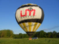 vol sur Bellême en montgolfière Survol du Perche