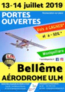 Affiche JPO 2019 Survol du Perche (Mediu