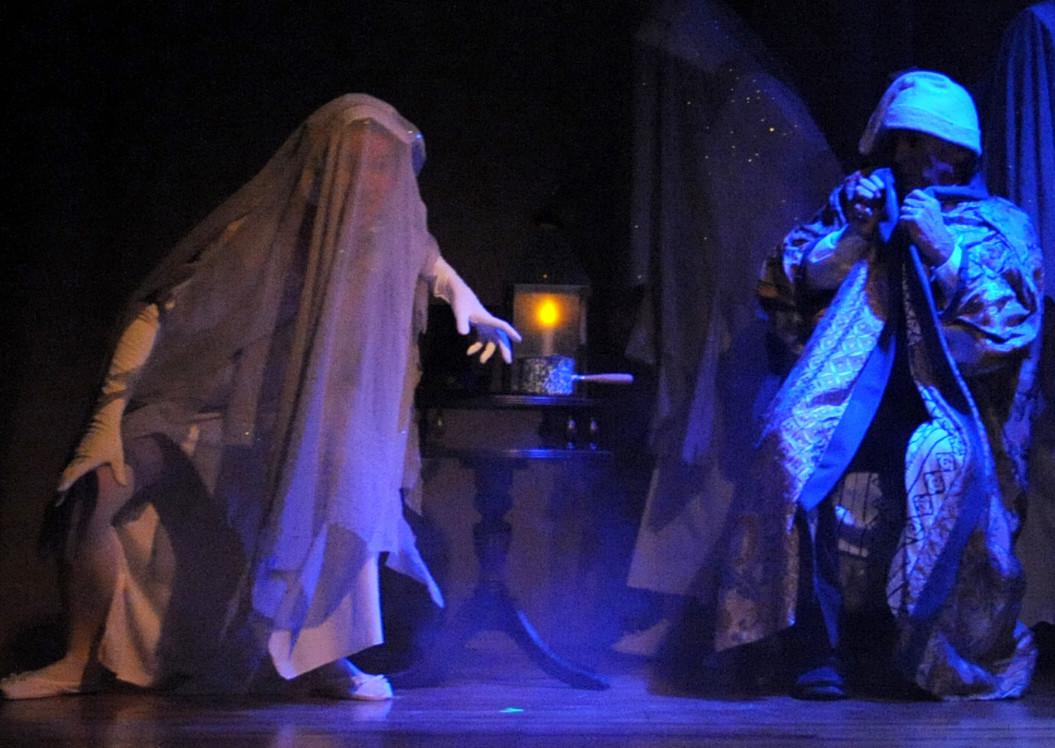 A Christmas Carol - Run Rabbit Run Theatre