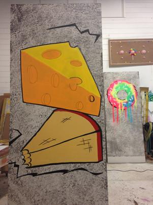 Grafitti Food - The Rammys