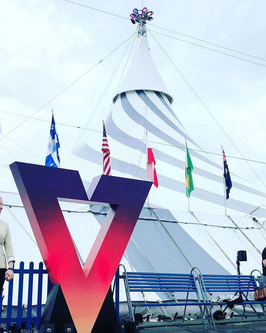 Cirque du Soleil Volta Logo