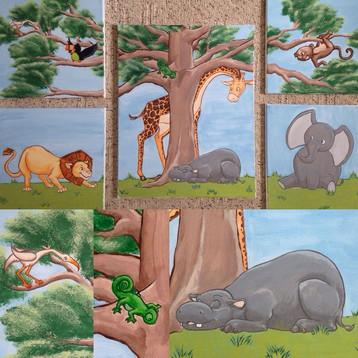 Nursery Dreams - Acrylic