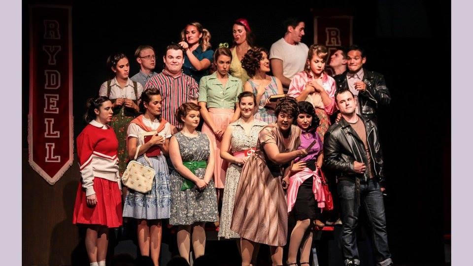 Grease - Americana Theatre Company