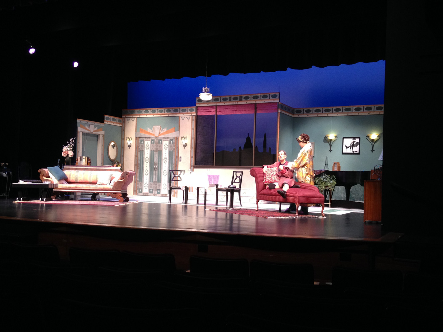 Private Lives - Reston Players