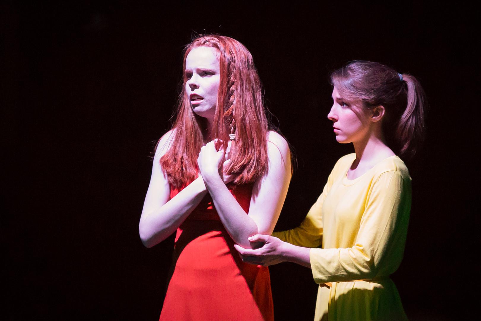 The Trojan Woman Project - Brave Spirits Theatre