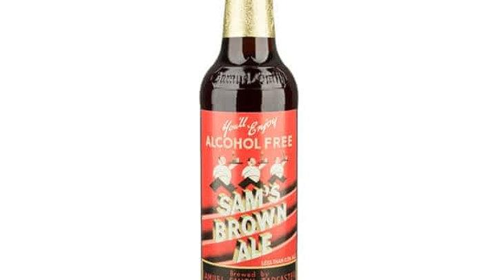 Samuel Smith Brown Ale alkoholfrei
