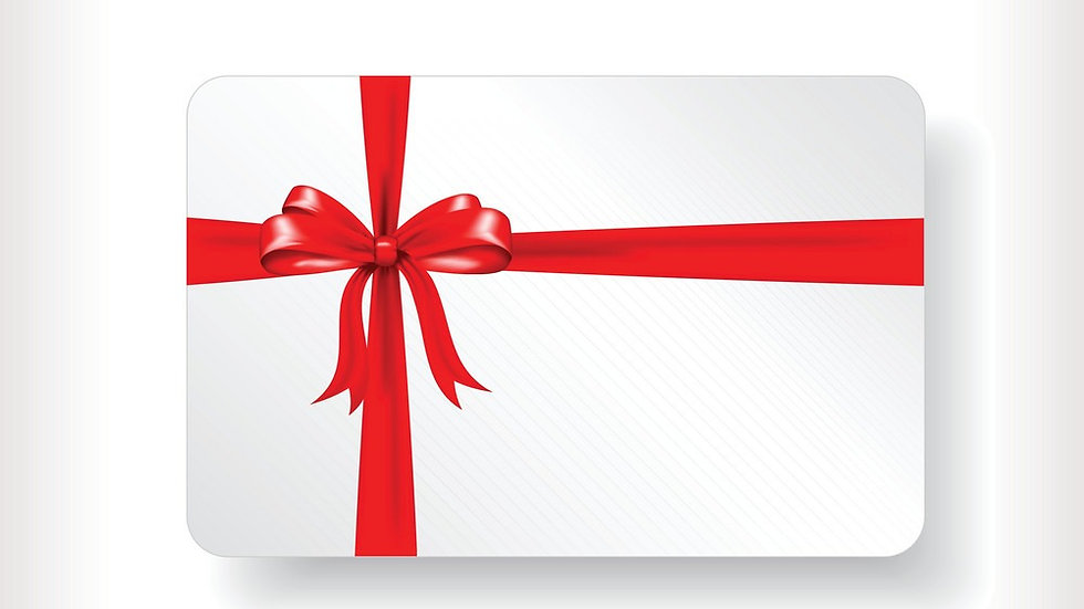 Gift Voucher by Email