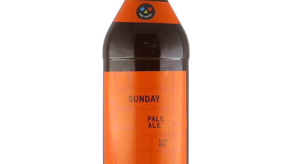 And Union Sunday Easy Pale Ale