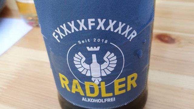FXXXXFXXXXR Radler